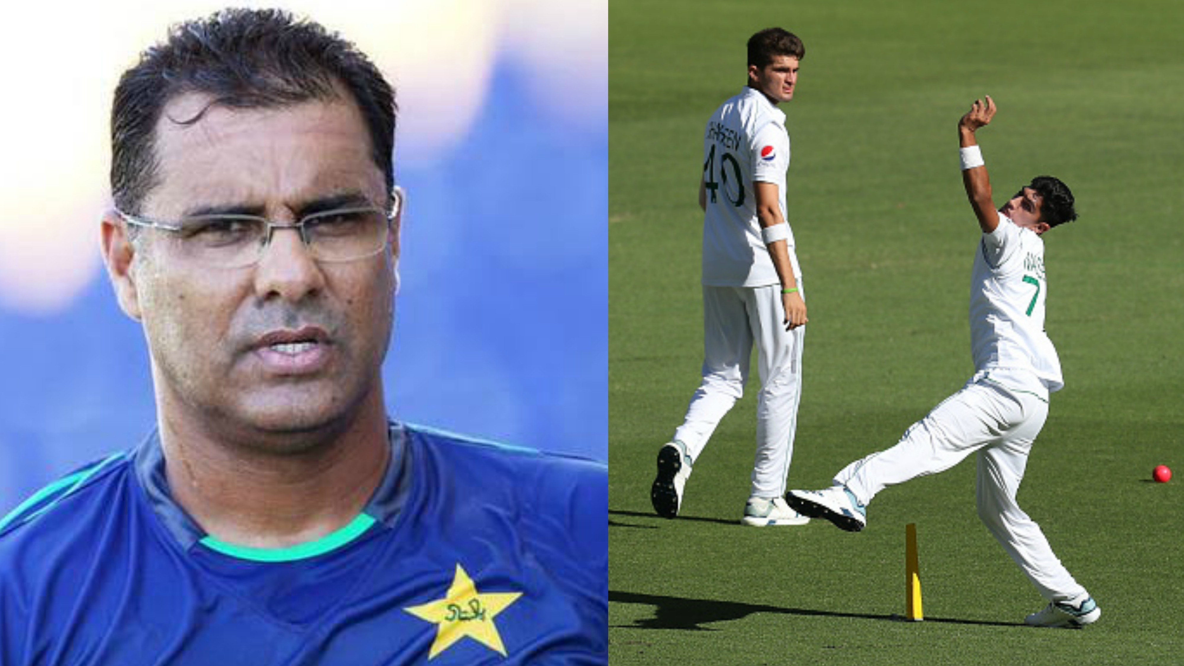 AUS v PAK 2019: Waqar Younis backs young Pakistani pace attack to do well in upcoming Tests