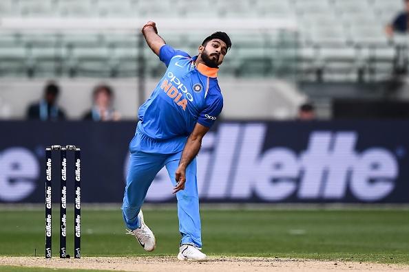Vijay Shankar made his ODI debut in Melbourne | Getty