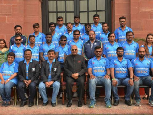 India's Blind Cricket Team | CABI