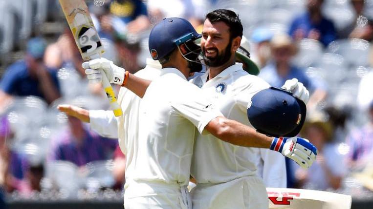 AUS v IND 2018-19 : Third Test, Second Day - Statistical Highlights