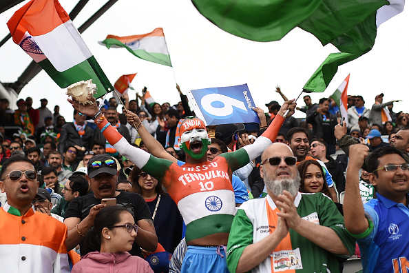 We might see fans flocking cricket stadiums in India once again | Getty