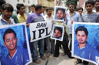 The 2013 edition of IPL was one of the most controversial one