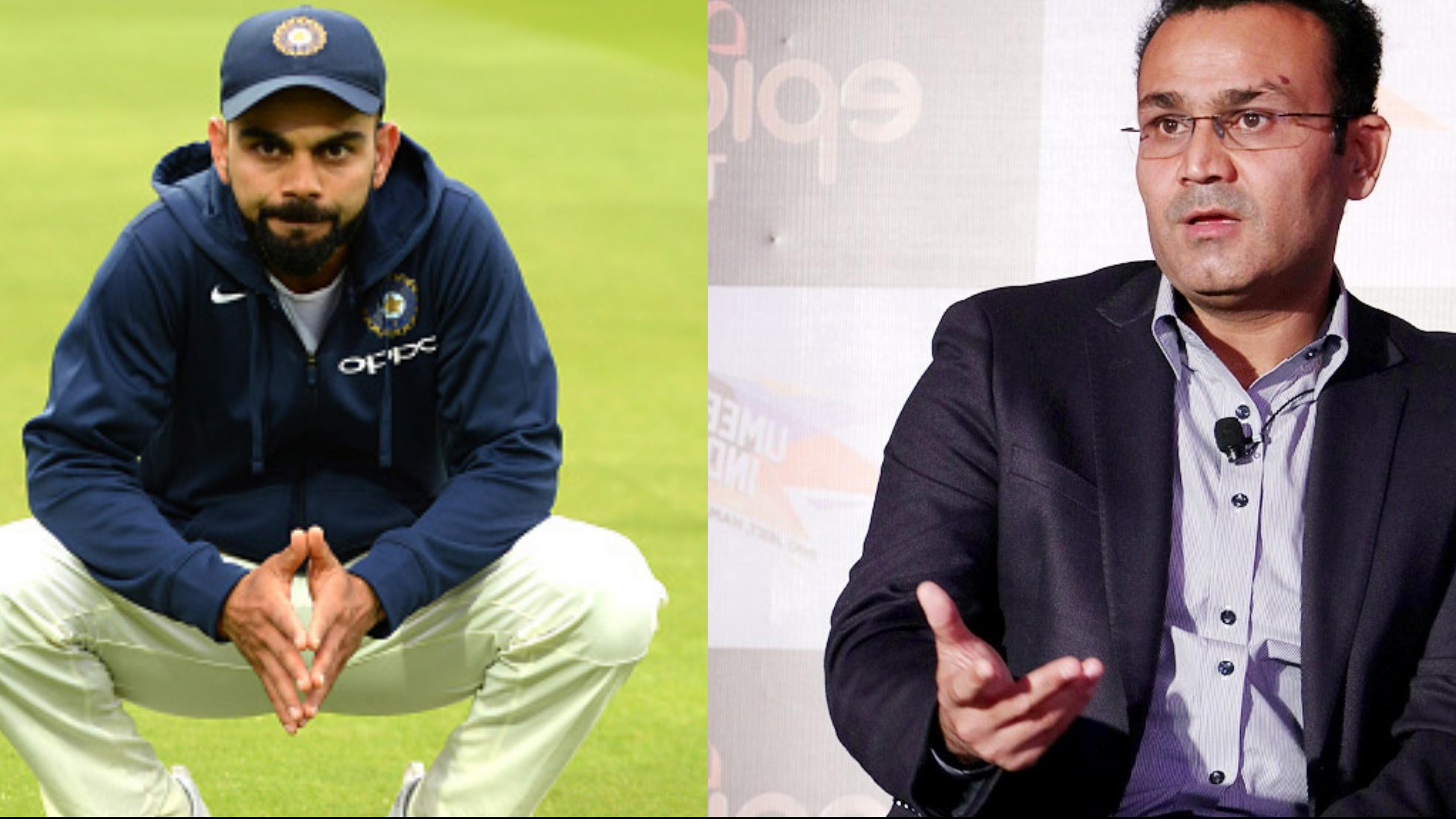 ENG v IND 2018: Virender Sehwag rates India's defeat by an innings at Lord's as 'very poor'