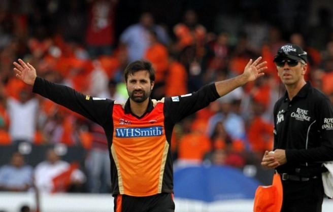 Parvez Rasool is the first player from Jammu & Kashmir to play in the IPL | Twitter/IPL