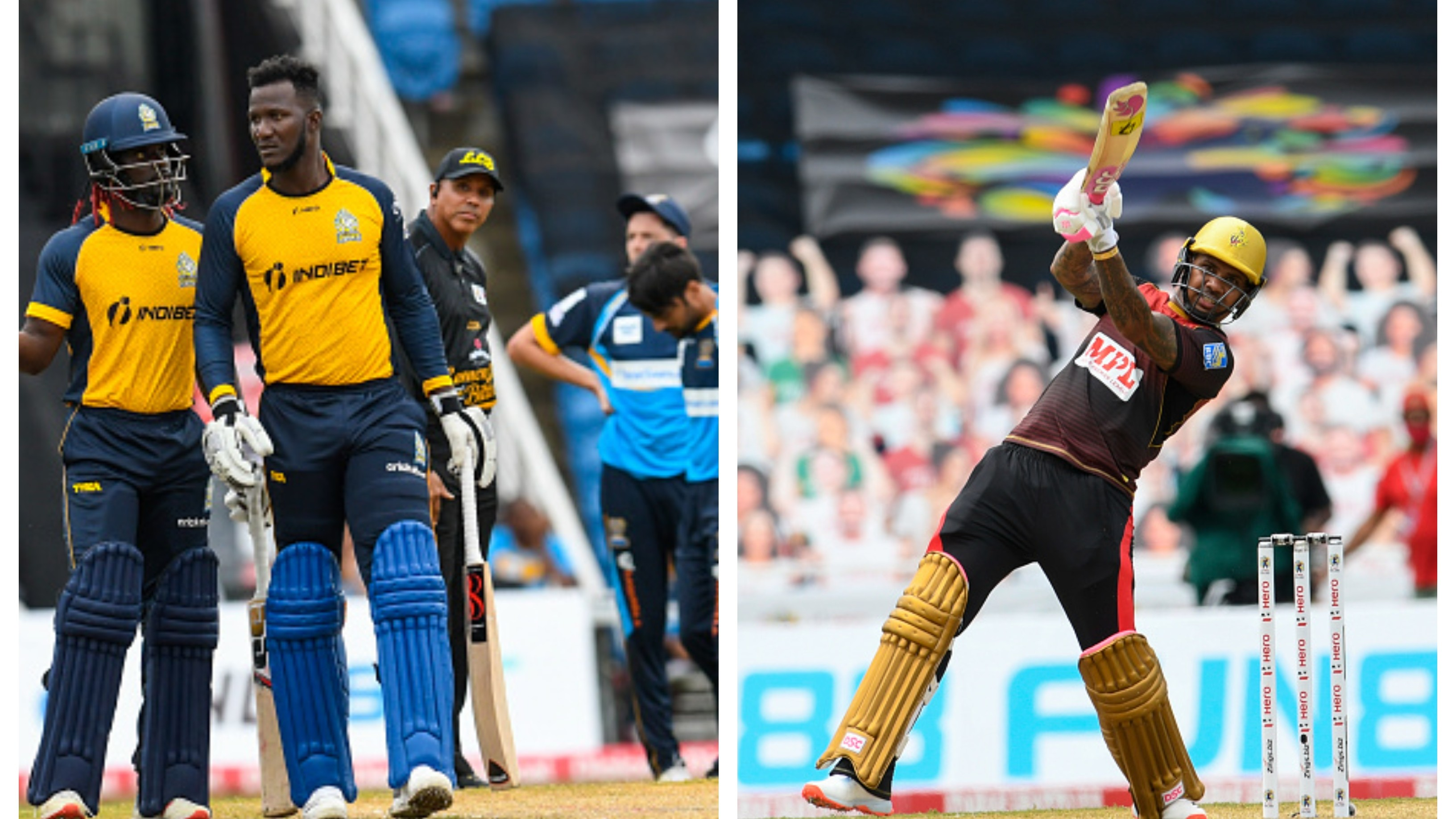 CPL 2020: Sunil Narine's blitz takes Knight Riders to win over Tallawahs; Zouks defeat Tridents