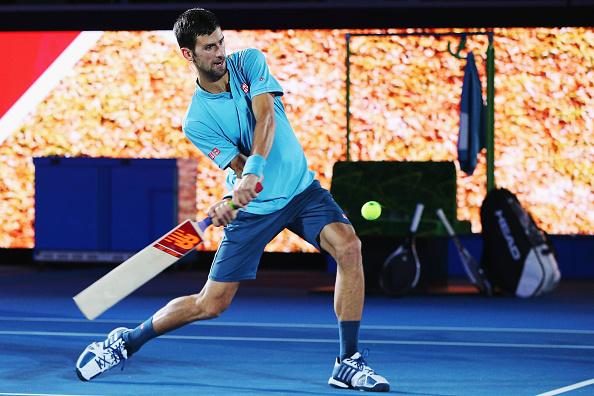 Novan Djokovic | GETTY
