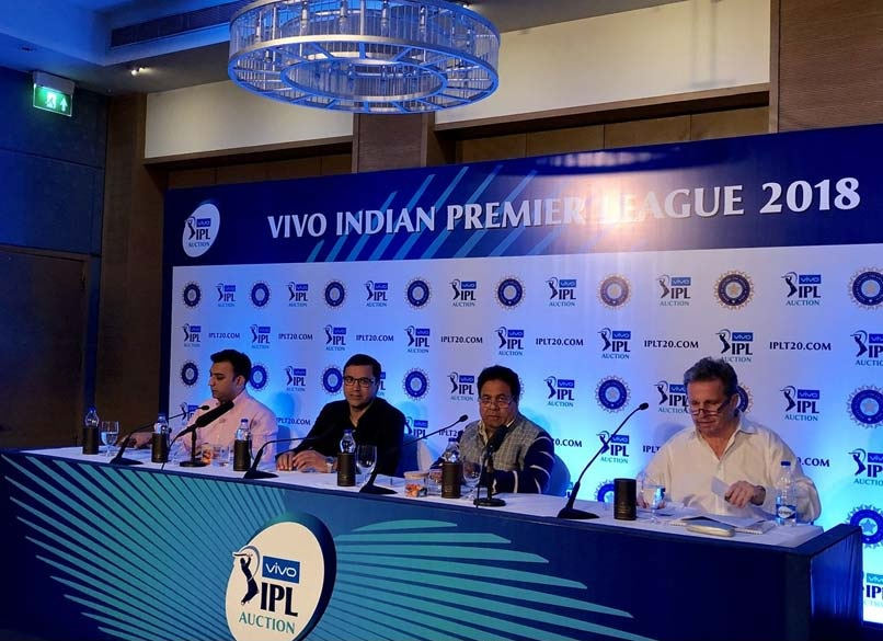 IPL 2018: IPL GC to consider player draft system for uncapped players