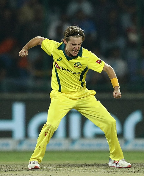 Adam Zampa picked three wickets in the match | Getty