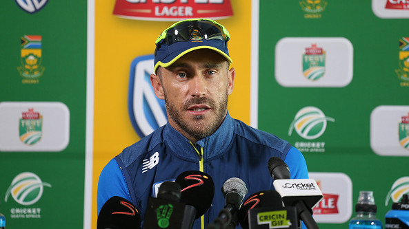 SA v PAK 2018-19: Faf du Plessis sees some clarity with regard to 2019 World Cup Squad