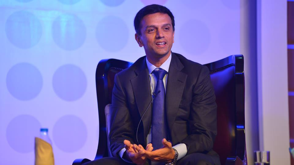 Always open to offer tips to Jammu and Kashmir cricketers, says Rahul Dravid