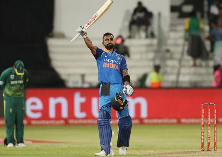 IND vs SA 2018: Sachin Tendulkar congratulates Virat Kohli after his 34th ODI ton