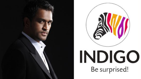 MS Dhoni signs on as a brand ambassador for Indigo Paints