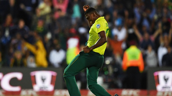 SA v ENG 2020: Ngidi hoping to become Proteas' long-term go-to guy