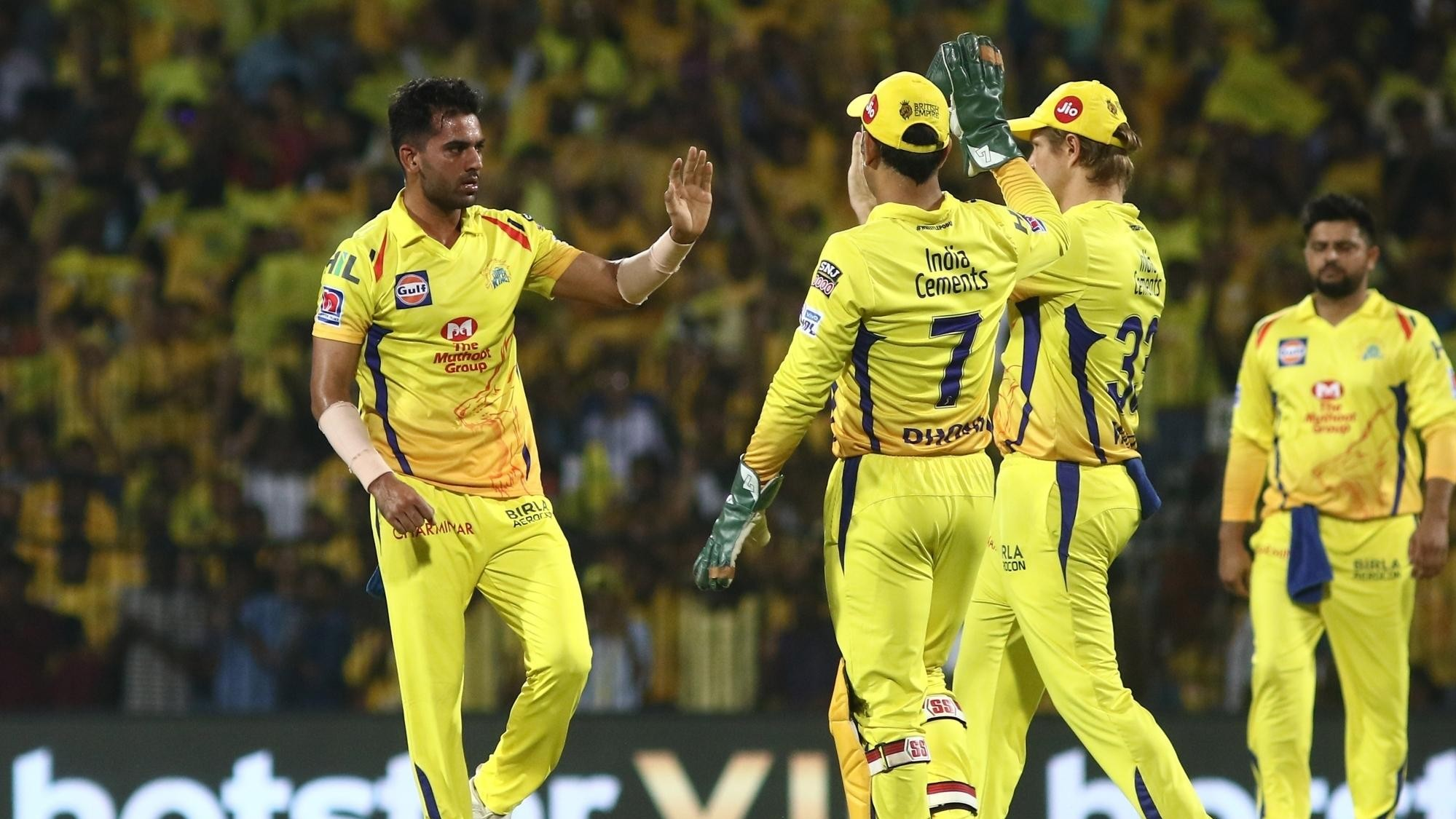 IPL 2019 : Match 23, CSK v KKR - Statistical Highlights