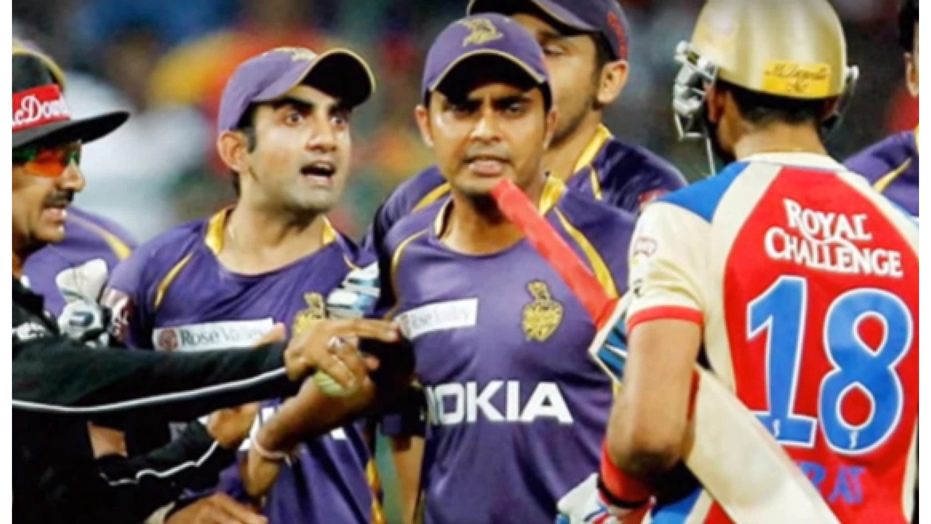 Rajat Bhatia opens up about the ugly on-field spat between Kohli and Gambhir in IPL 2013