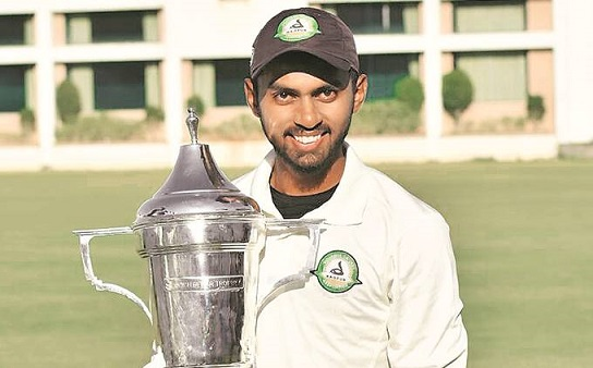 Atharva Taide help Vidarbha win maiden Cooch Behar U19 Title