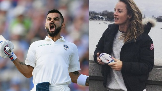 Danielle Wyatt crowns 'King Kohli' after he topples Steve Smith to become no.1 ranked Test batsman