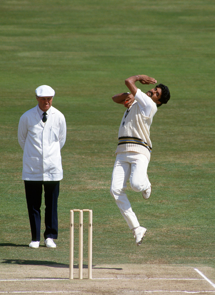 Kapil Dev won the Test serie sin England in 1986 as captain | Getty