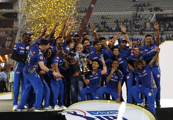 Mumbai Indians are the defending champions | Getty