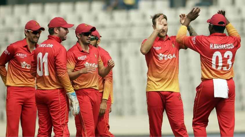Relief for Zimbabwe Cricket as ICC confirms fund release