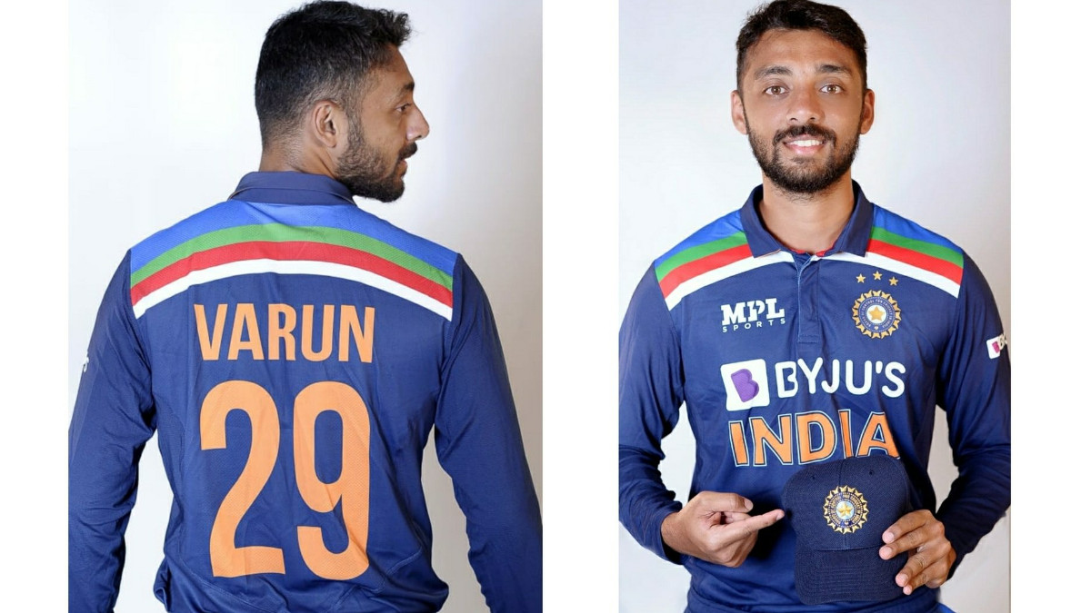 SL v IND 2021: The journey goes on, Varun Chakravarthy after donning the Team India jersey