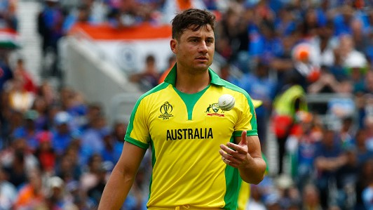 CWC 2019: Marcus Stoinis ruled out of Australia's match versus Pakistan; cover called in
