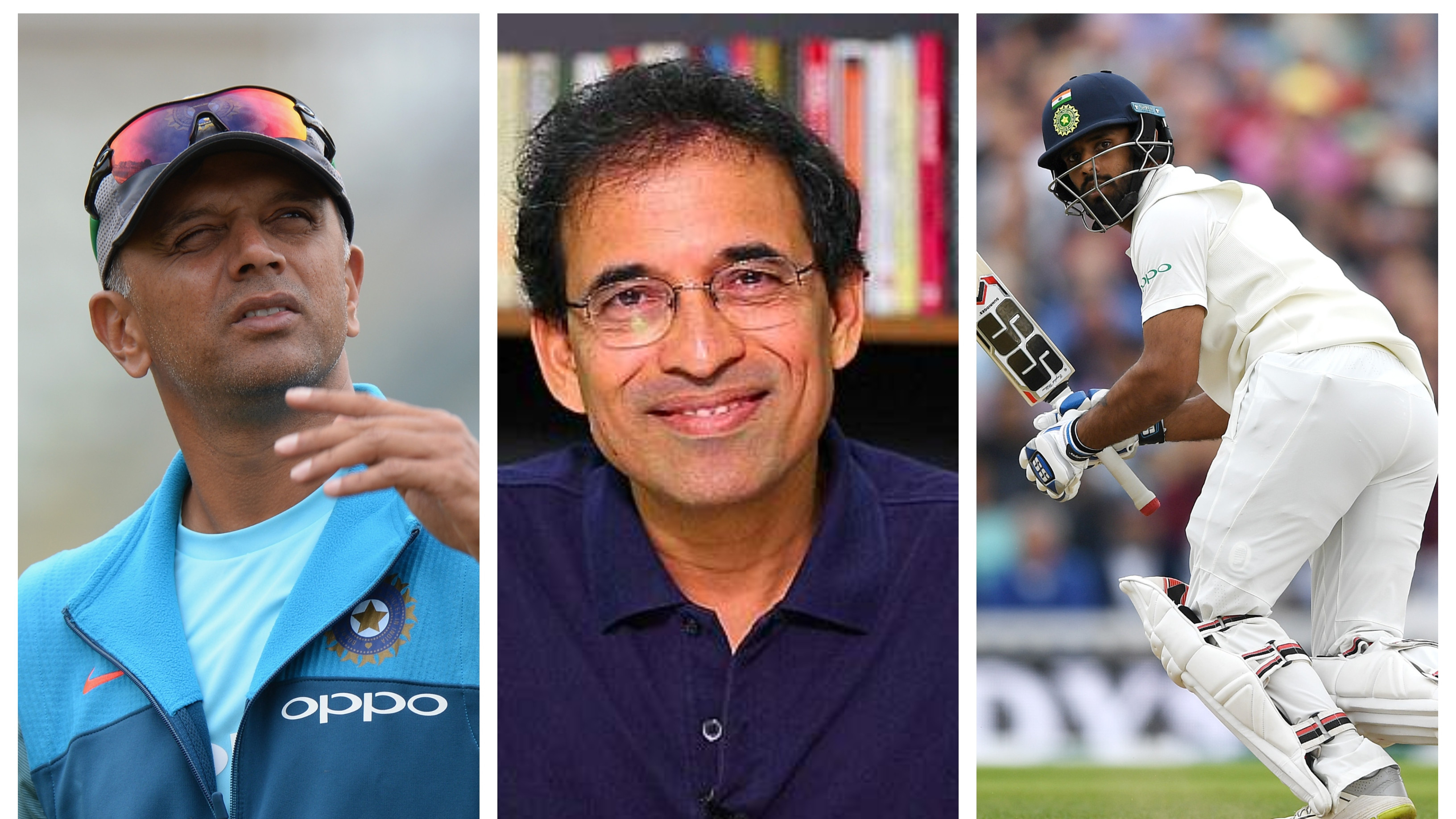 ENG vs IND 2018: Wonderful to read how Hanuma Vihari called Rahul Dravid before debut, says Harsha Bhogle