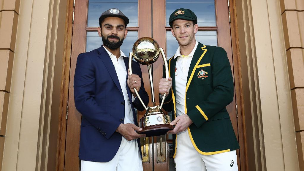 AUS vs IND 2018 : First Test - Statistical Preview