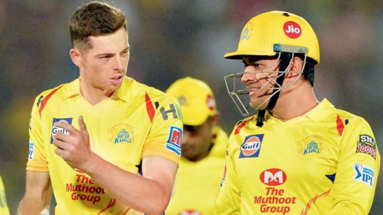 Mitchell Santner says playing with MS Dhoni is awesome; calls IPL the best T20 league