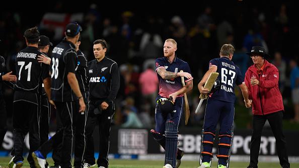 दूसरे वनडे मैच में न्यूजीलैंड को अपनी बड़ी गलतियों कि वजह से इंग्लैंड से मिली हार