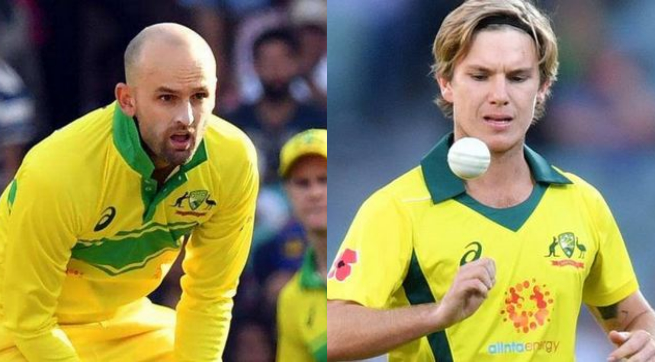 Though Langer backed Lyon and Zampa, he said, both had to pick wickets if they wanted to play 2019 WC   Getty