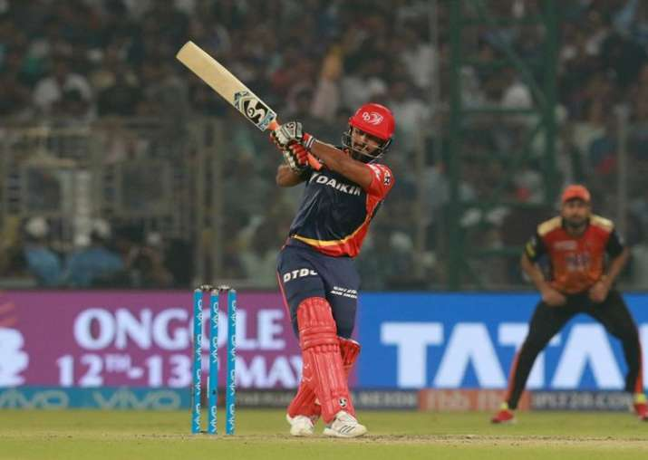 Rishabh Pant made 684 runs in IPL 2018, the most by any Delhi Capitals player