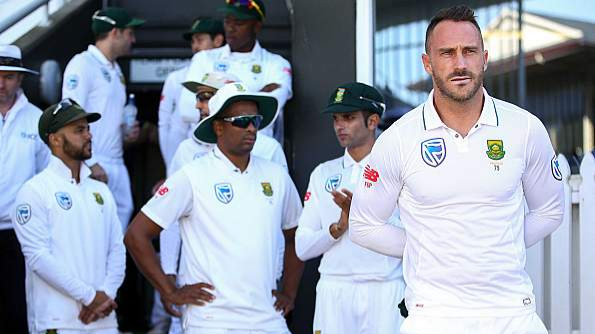 SA v AUS 2018: Faf du Plessis feels they have bowlers to fill Morne Morkel's shoes