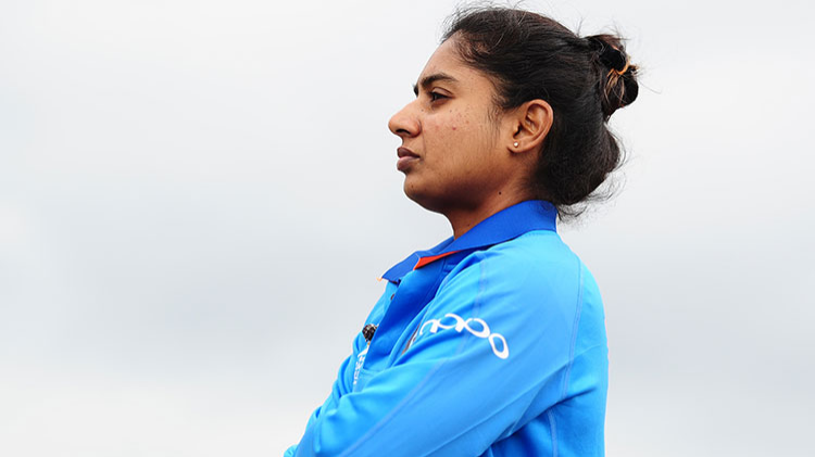 Mithali Raj terms Australia series as an eye opener