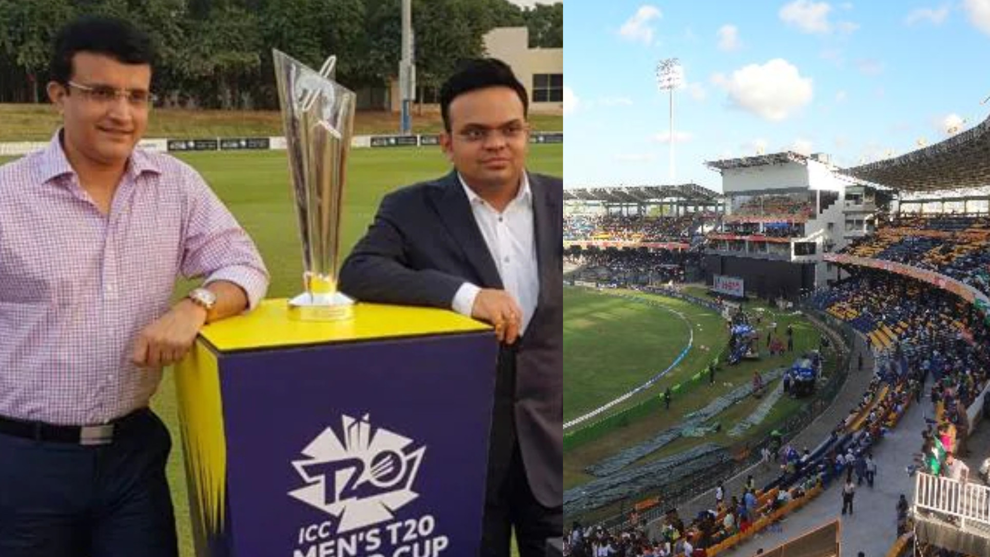 Sri Lanka in running to host T20 World Cup 2021 after BCCI-SLC talks - Report