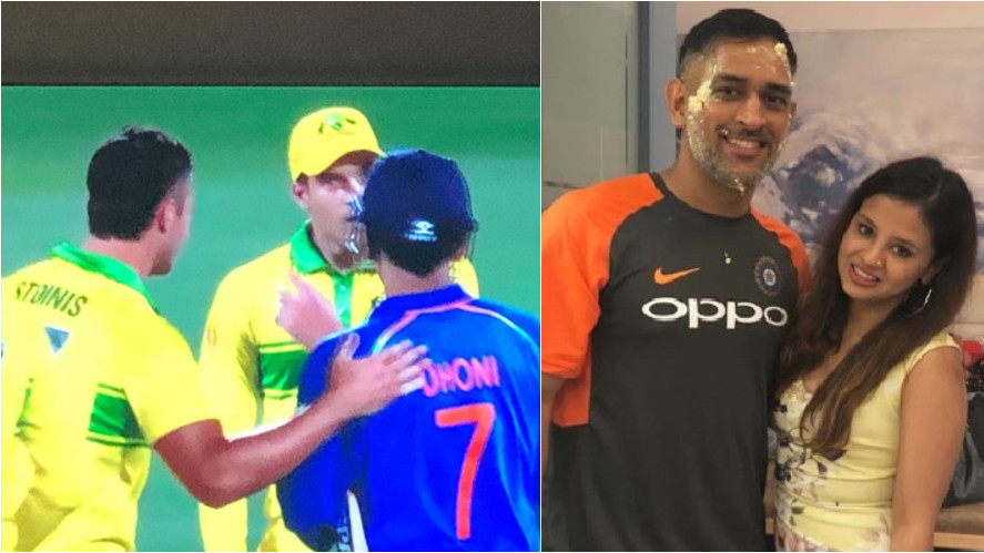 AUS v IND 2018-19: Sakshi Dhoni posts Instagram stories dedicated to MS Dhoni after his match-winning knock