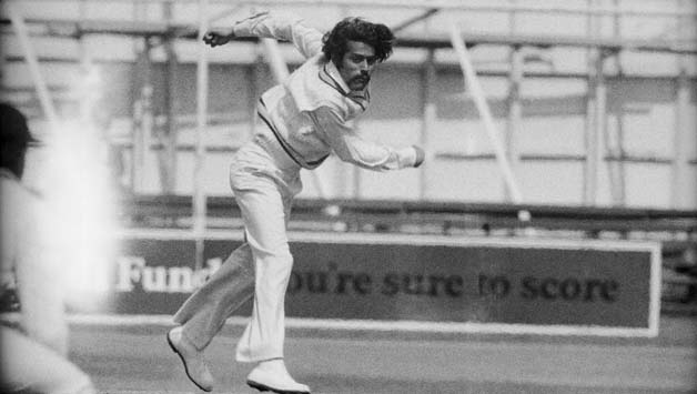 Chandra's 6/38 was instrumental in India's first ever Test win over England | Getty
