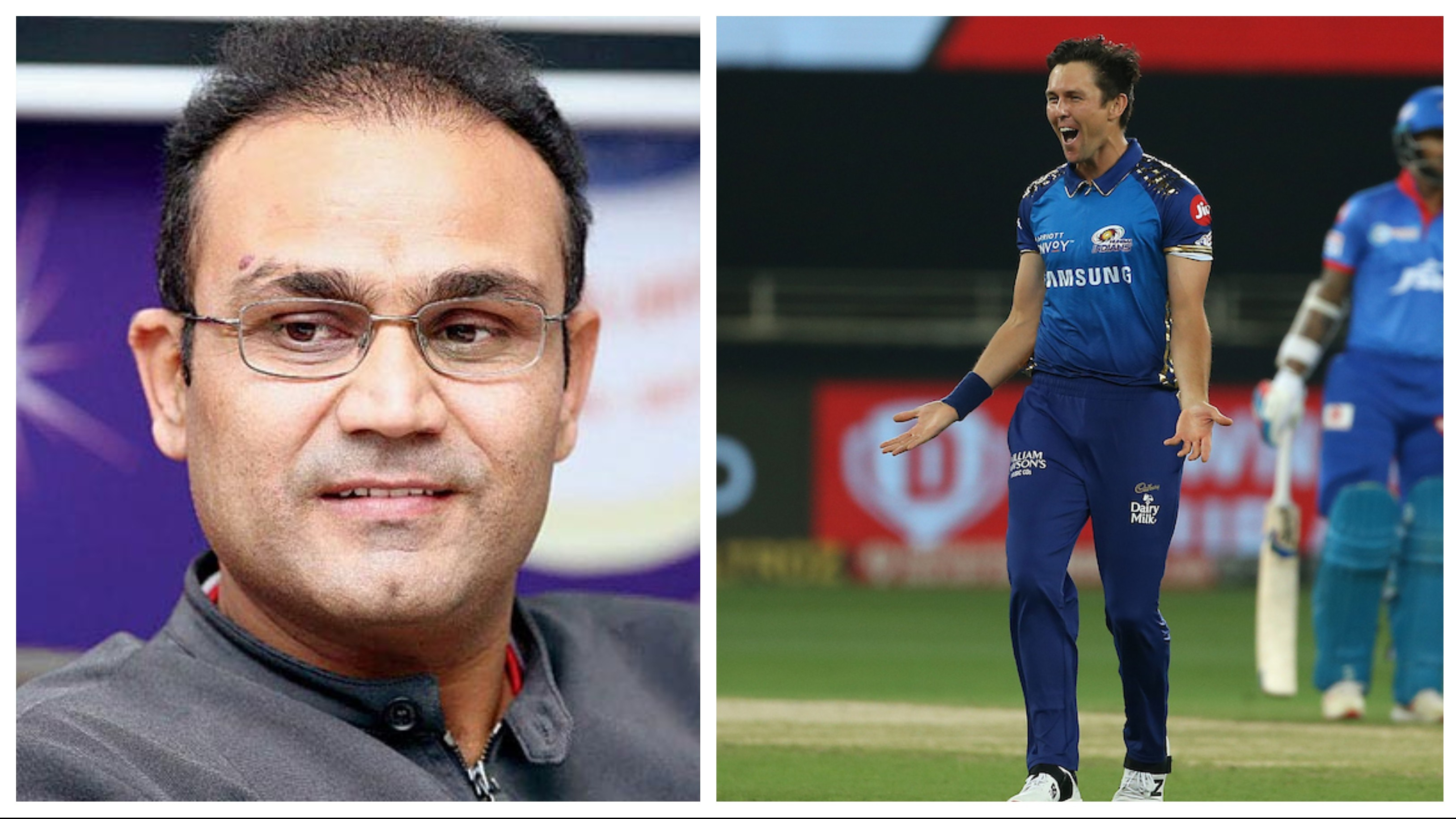 IPL 2020: Virender Sehwag critical of Delhi Capitals for trading away Trent Boult