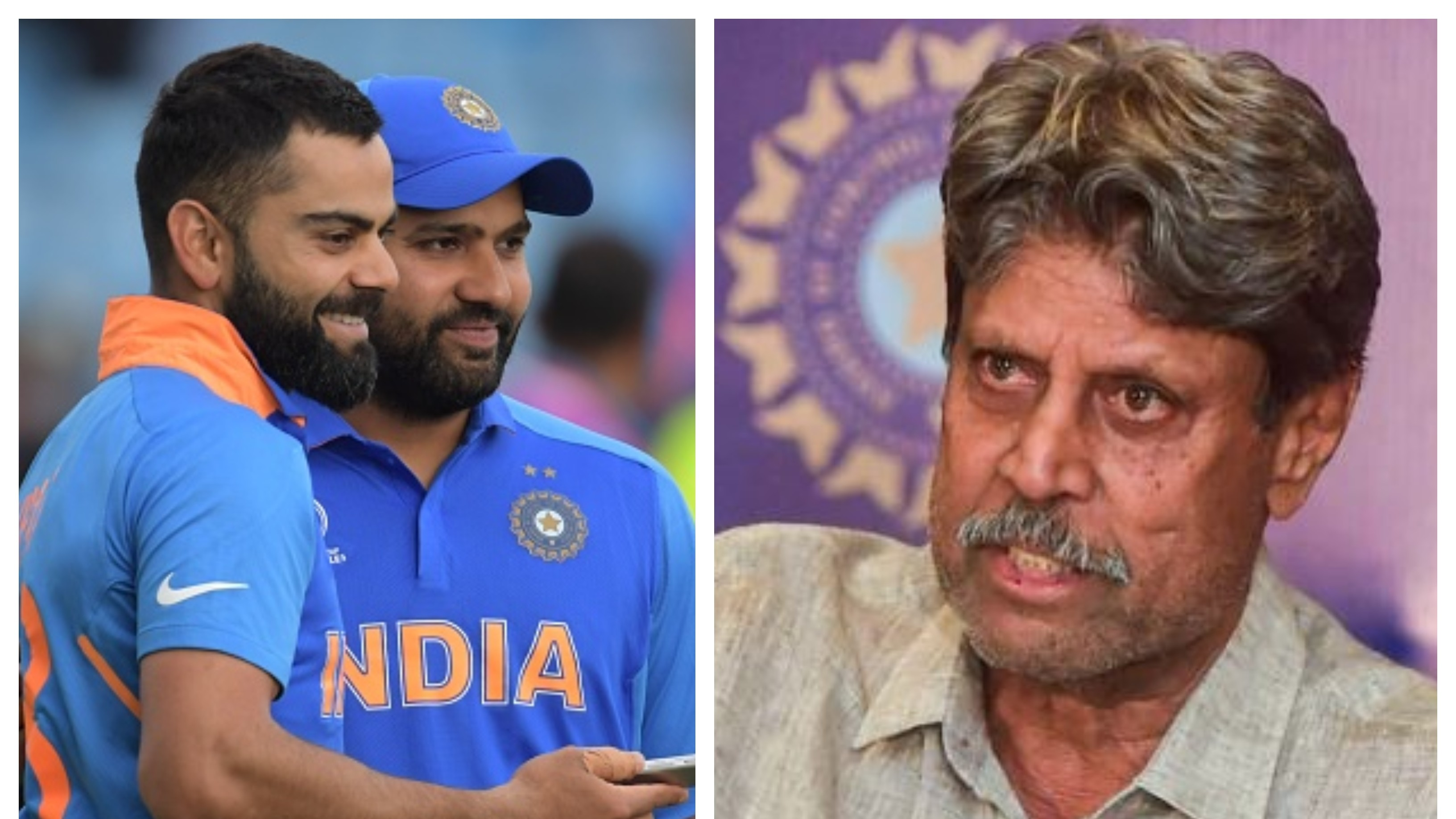 Kapil Dev says split-captaincy model between Kohli and Rohit won't work in Indian culture