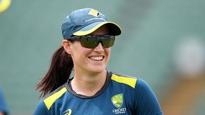 Australia's Megan Schutt creates history in women's limited overs international cricket