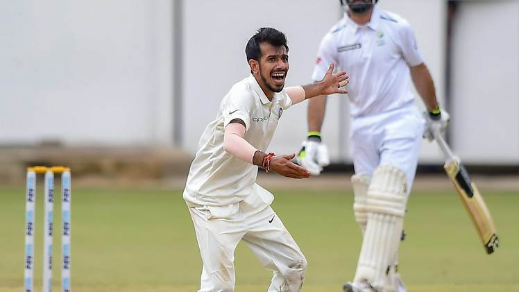 Red-ball Cricket takes a bit more time and brain to adjust, says Yuzvendra Chahal