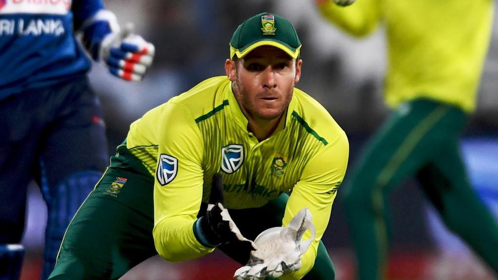 SA v SL 2019: Faf du Plessis hails David Miller's glovework in Cape Town