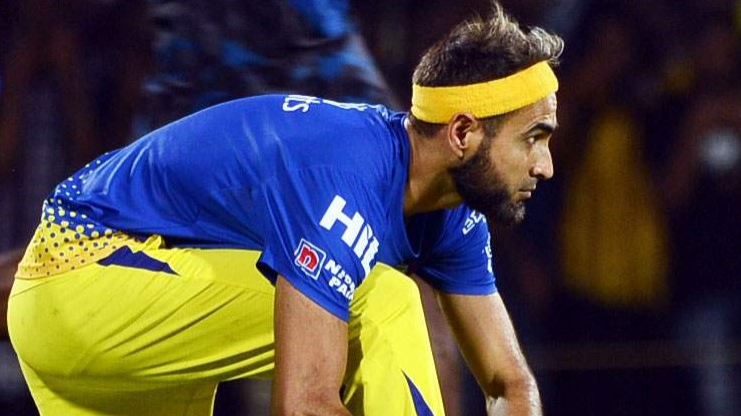 IPL 2018: Imran Tahir apologizes after CSK's defeat against KXIP
