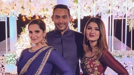मोहम्मद अज़हरुद्दीन के बेटे असदूद्दीन से शादी करेंगी सानिया मिर्जा की बहन अनम