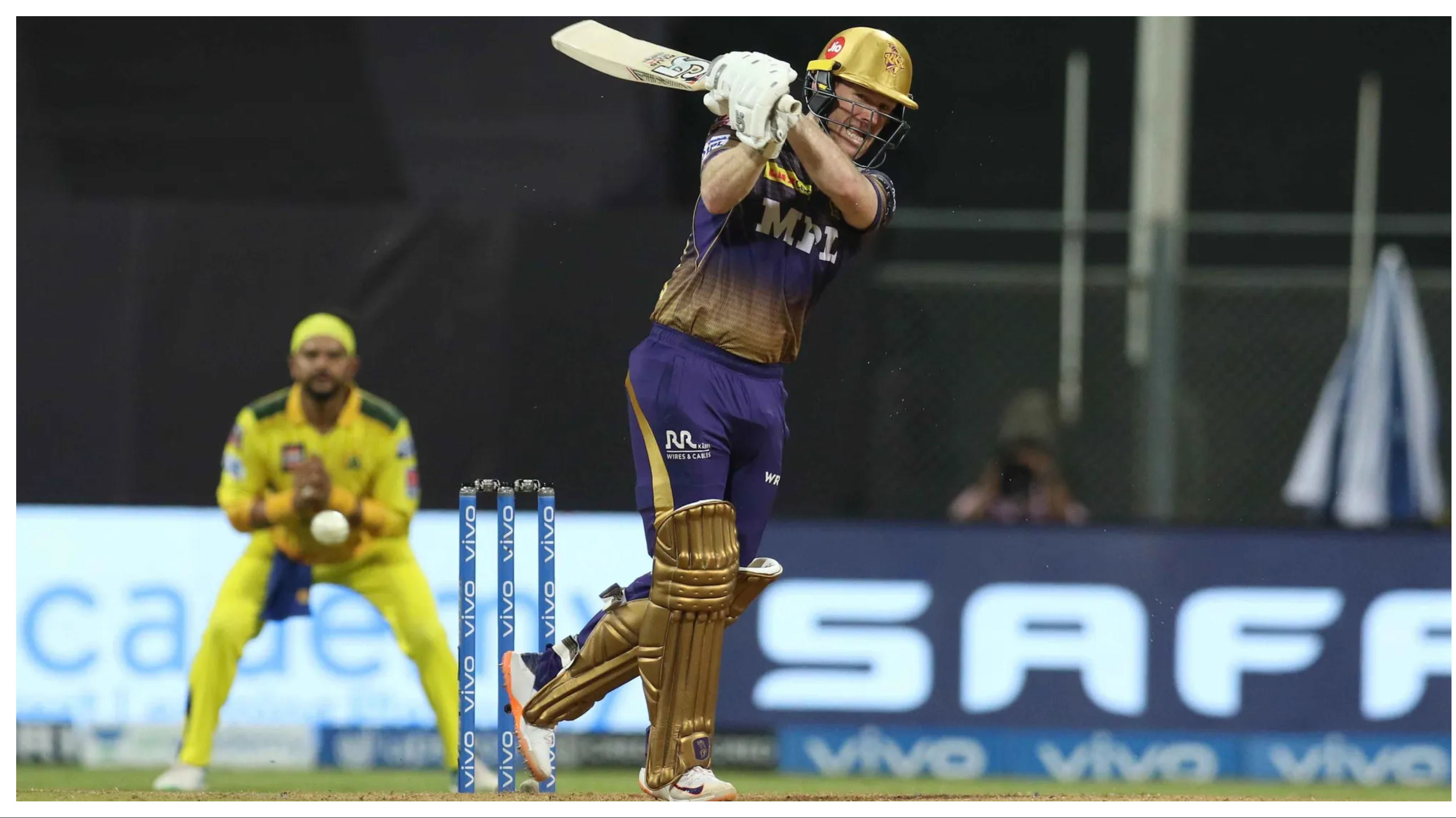 """IPL 2021: """"It's a matter of time before something comes together"""", Eoin Morgan not concerned about his low scores"""
