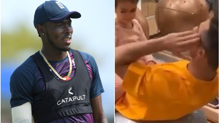 Jofra Archer disgusted by Twitter user's shameful comment on Cristiano Ronaldo's video