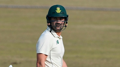 WI v SA 2021: Up to individual players to show whichever gesture they want to support BLM movement- Dean Elgar