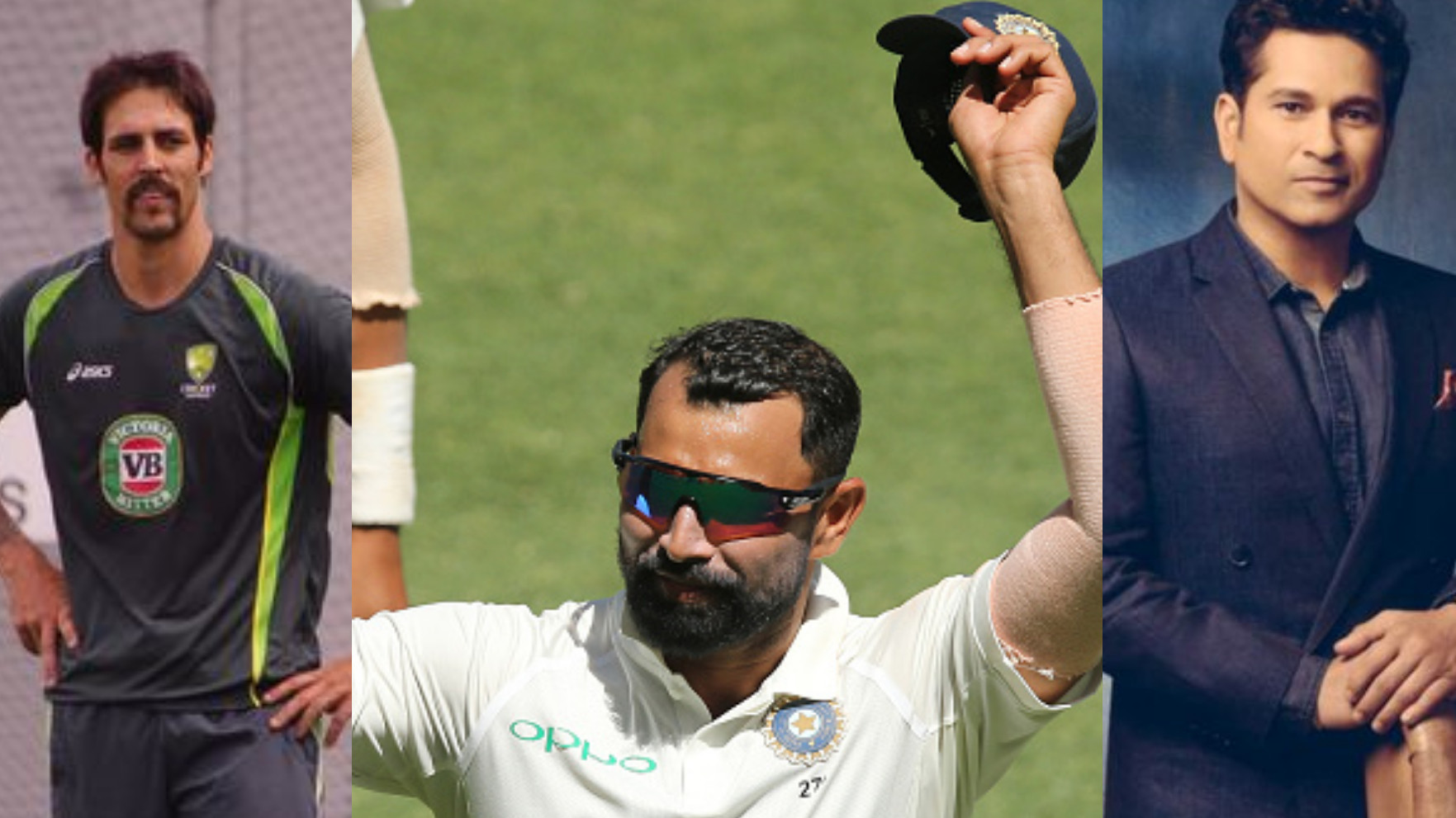AUS v IND 2018-19: Mohammad Shami gets showered with accolades for his 6/56 in Perth Test