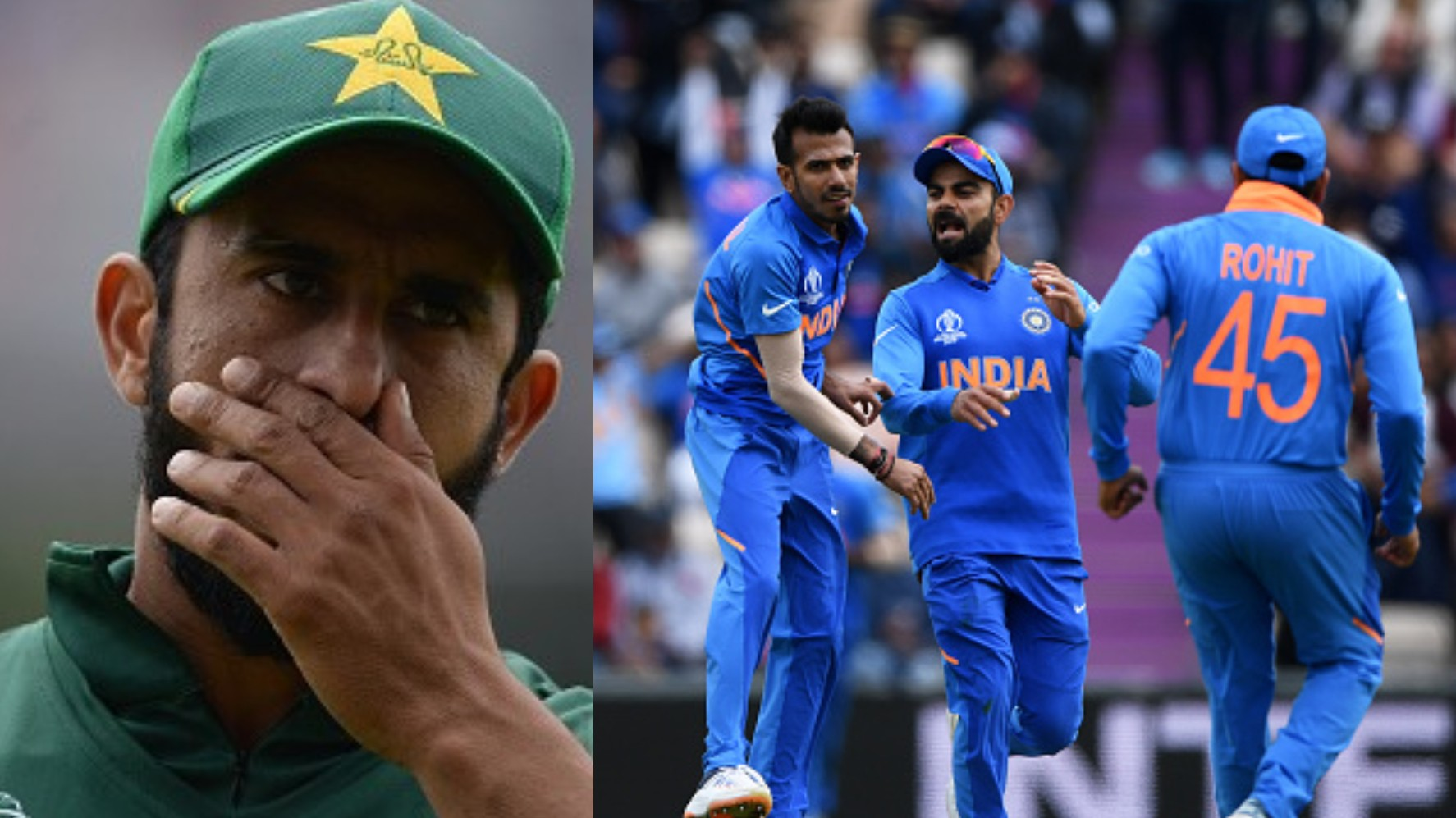 CWC 2019: Pakistan pacer Hassan Ali wishes for India's World Cup win