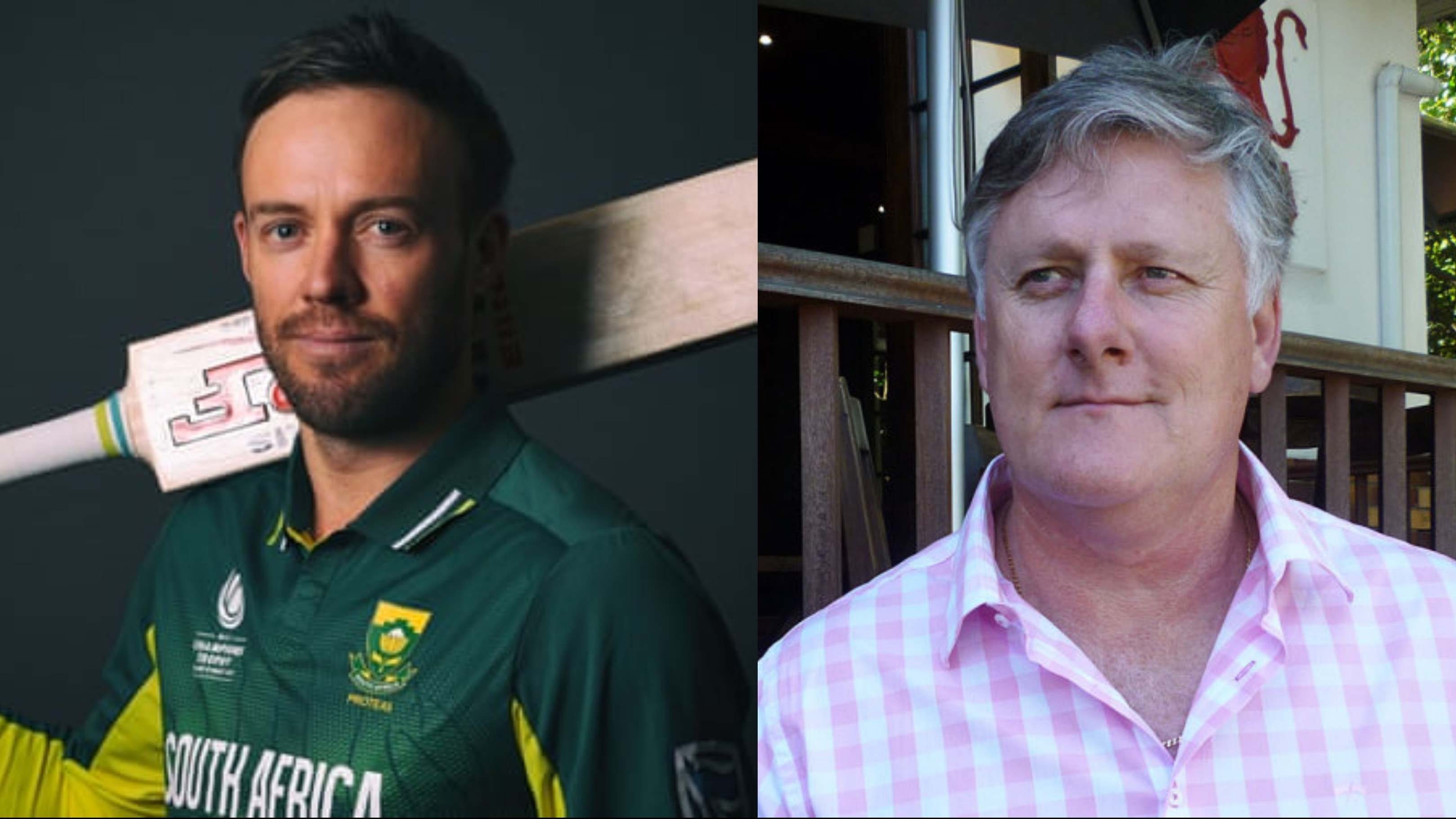 Brian McMillan backs AB de Villiers to play for South Africa in T20 World Cup 2020